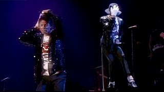 The Jacksons - Billie Jean - Victory tour 1984