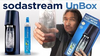 SodaStream - Unboxing and Demo