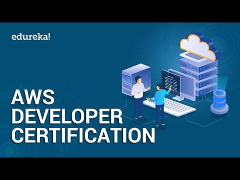 AWS Developer Certification | AWS Certifications | AWS Training ...