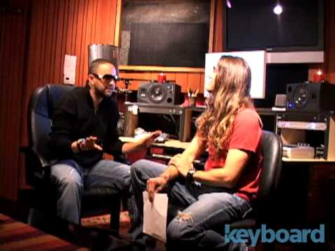 Keyboard Magazine RedOne Video Interview Part 1