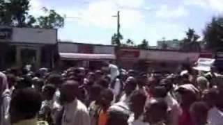 Ethiopian Muslim Demostration-From Addis Ababa