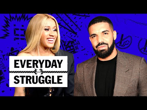 Cardi Confronts Troll, Drake Booed, Will Instagram Hiding Likes Affect Rappers?   Everyday Struggle