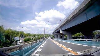 大阪府道2号〔大阪中央環状線〕その1堺市-東大阪市