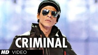Criminal (15 sec Song Promo) - RA.ONE