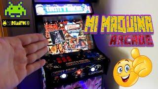 🎮 😃 Mi Maquina Recreativa Arcade Explicacion De Detalles Y Ultima Decoracion