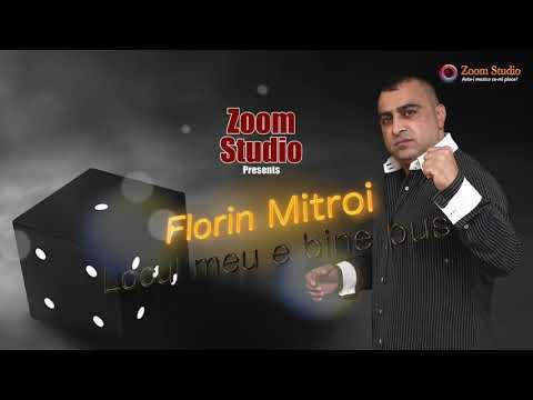 Florin Mitroi – Locul meu e bine pus Video