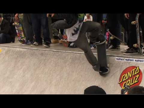 Glastonbury | Maverick Skatepark Opening