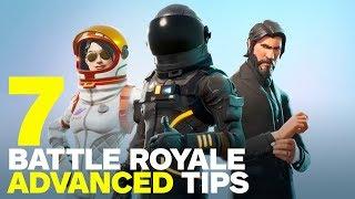 7 Advanced Fortnite Tips for Battle Royale