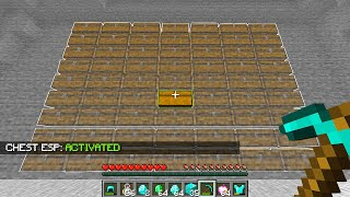 Becoming A HACKER To Steal RARE LOOT In Minecraft!