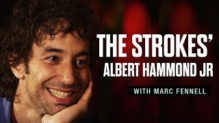 The Strokes' Own Albert Hammond Jr