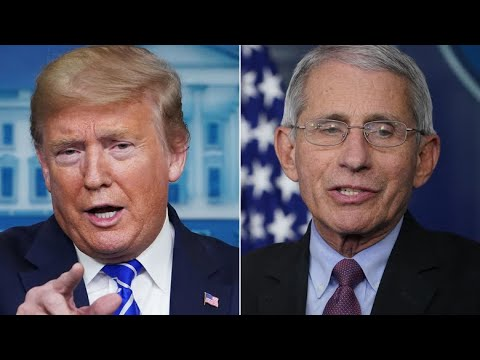 Dr. Fauci CALLS OUT Trump & WH Coronavirus Response As COVID Cases SURGE!