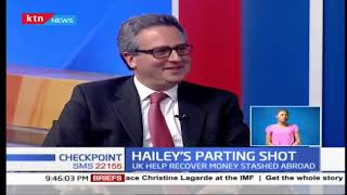 Nic Hailey's parting shot as his tenure as UK envoy to Kenya comes to an end (Part 2)