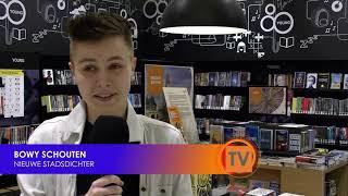 Bowy Schouten nieuwe stadsdichter van Waalwijk