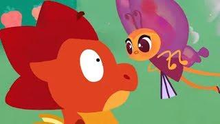 Дракоша Тоша - Хвастливые бабочки + Дикий кабачок - мультики для малышей