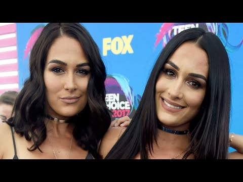 Brie & Nikki Bella Give Birth To Baby Boys 1 Day Apart