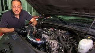 CNET On Cars - Car Tech 101: Cold-air filters