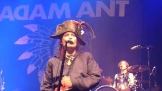 Adam Ant - Press Darlings - Roundhouse 18/12/16