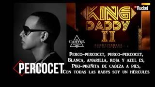Percocet - Auxilio    Daddy Yankee   Adelanto