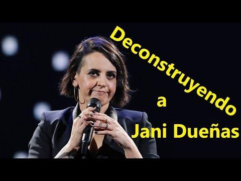 """Ex guionista de """"Palta"""" Meléndez analiza show de Jani Dueñas"""
