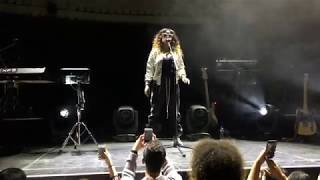 H.E.R. - Gone Away/Focus/U (LIVE @ Paradiso, Amsterdam) 3.18.2018 Lights On World Tour