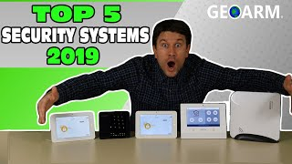 Best DIY Home Security Systems - Top 5 Review 2019