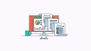 Motion Graphics Infographic - Ahrefs 2D