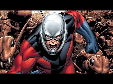 Historie komiksových postav #14: Ant-Man