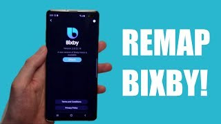 Samsung Galaxy S10 REMAP Bixby Button How to