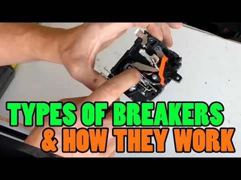 Circuit Breakers- How they work and the different types