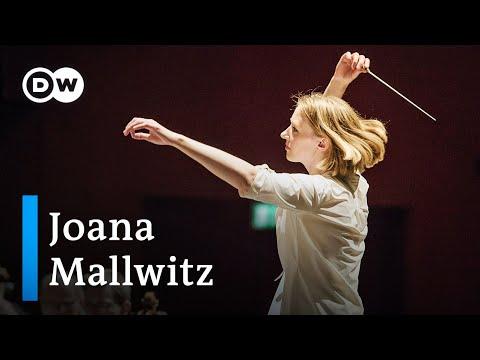 Conductor Joana Mallwitz on Mozart, the Salzburg Festival, and her secret for success