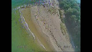 And His Drone FPV at the beach #Ellisville #capecod #plymouth