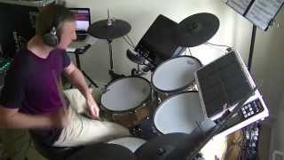 🎶 The Surfaris   Wipe Out   Drum Cover (DrummerMattUK)