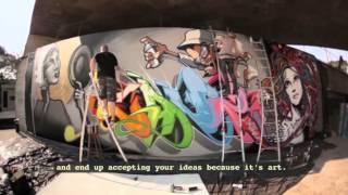 Graffiti:Art or Vandalism?