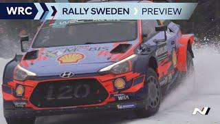 Rally Sweden Preview - Hyundai Motorsport 2020