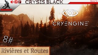 (Tuto) ★★ Cryengine 5 Mettre Des Routes Et Des Rivières 8# ★★ (FR) (HD)