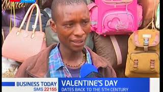 The romantic nature of these Kenyans on Valentine's Day