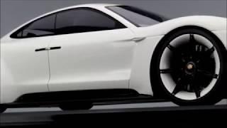 Spark Porsche Mission E Concept