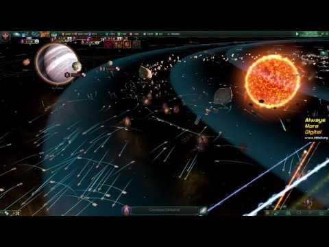 Stellaris: флот 116К мстит угасшей империи. Stellaris: REALLY BIG BATTLE. AlMoDi