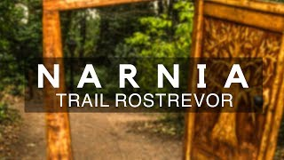 CS Lewis and the Chronicles of Narnia Trail in Rostrevor