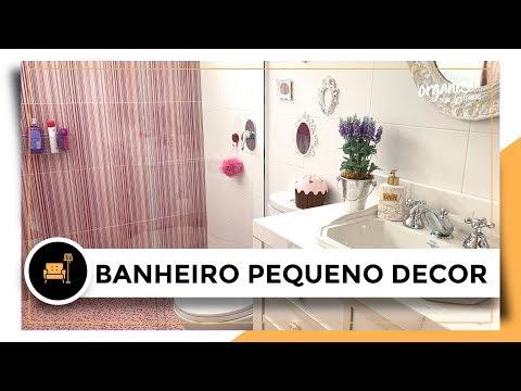 BANHEIRO PEQUENO E DOS SONHOS!