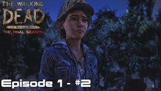 The Walking Dead: The Final Season - Episode 1, Part.2 - L'École Ericson