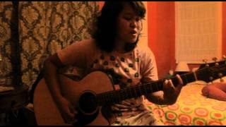 Heartbeat Slowing Down by All American Rejects acoustic cover by Karina