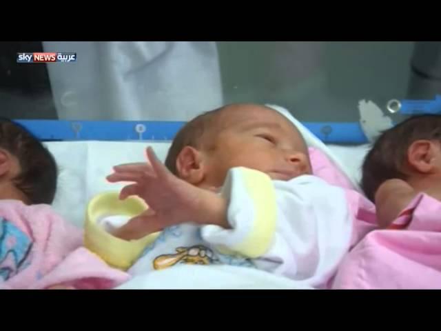 الولادة المعجزة في ظل حرب غزة