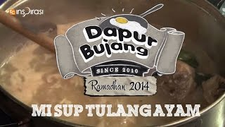 Dapurbujang Ramadhan Mi Sup Tulang Ayam