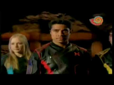 Power rangers Ninjastorm//Prelude to a storm//telugu-(part3