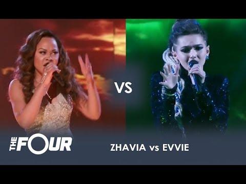Zhavia vs Evvie: THE BATTLE OF THE SEASON!!!   Finale   The Four