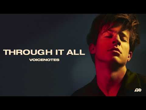 Charlie Puth - Through It All [Official Audio]