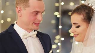 Анастасии и Валерия / Свадебный видеограф Левицкий Иван / Видеооператор СПБ