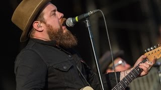 "Nathaniel Rateliff & The Night Sweats - ""S.O.B. / Shape I'm In"" - Mountain Jam 2016"