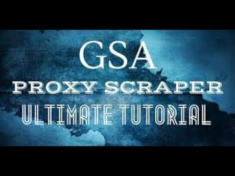 Proxy Raider Next Generation Proxy Scanner and Scraper - смотреть